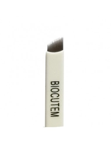 16F Microblading Needle for PMU by Biocutem with box.