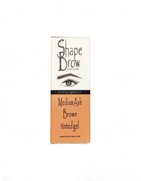 Shape Brow Medium Ash tinted gel  in box