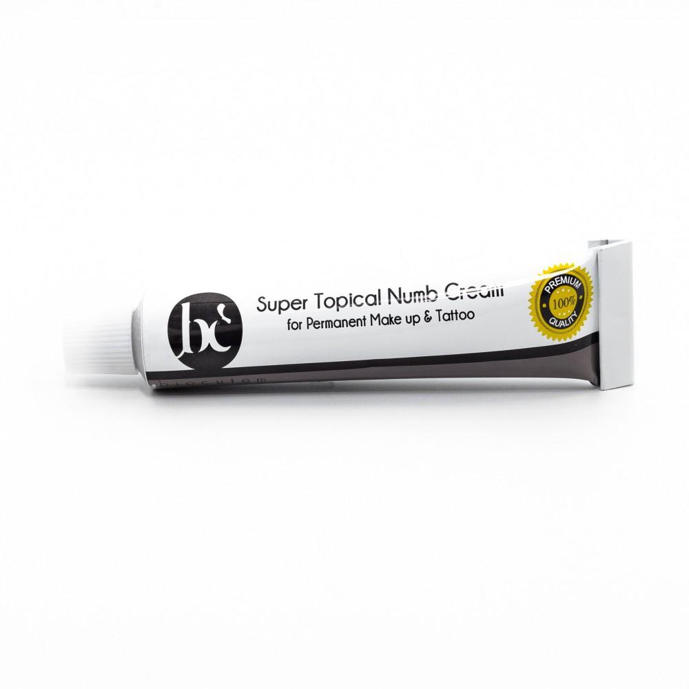 Super TOPICAL numb Cream tube