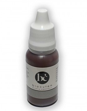 Dark Coffee pigment by Biocutem bottle