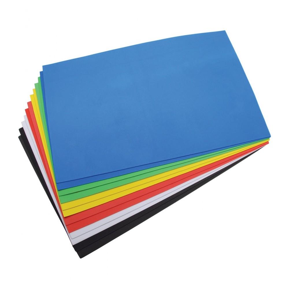 Foam practice sheets for pmu microblade practice
