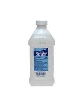 Rubbing Alcohol Isopropyl 50% 16 oz