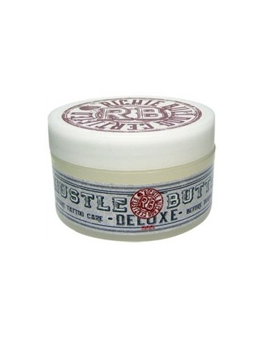 Richie Bulldog Certified Tattoo Hustle Butter jar