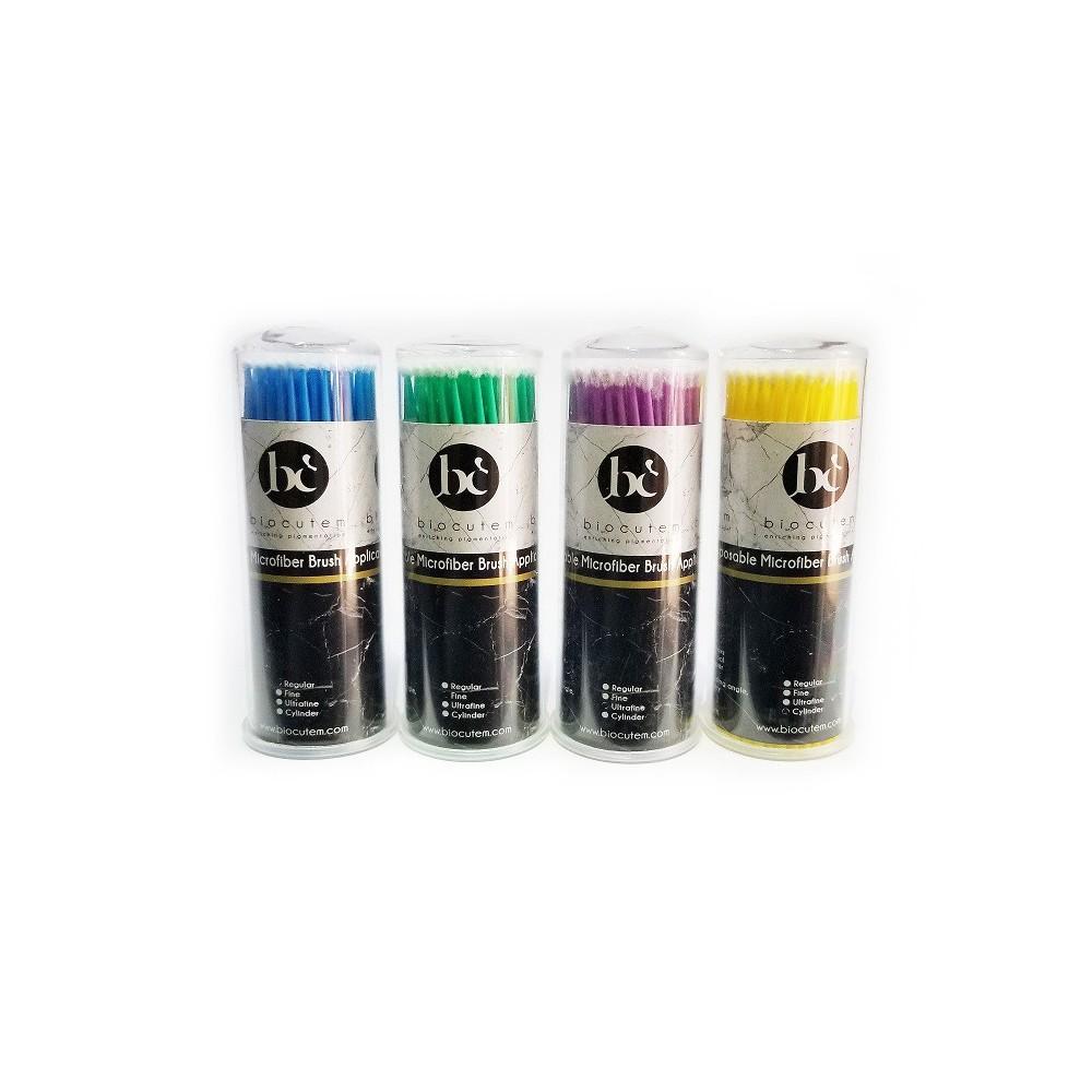 Disposable Microfiber brash applicators