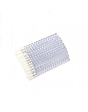 Disposable cosmetic Fiber-Brush Applicators