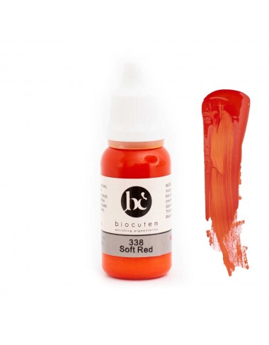 Micro pigment SOFT RED
