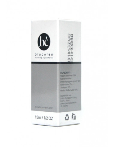 Micro pigment by Biocutem in box