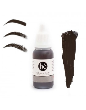 Micro pigment DARK BROWN bottle