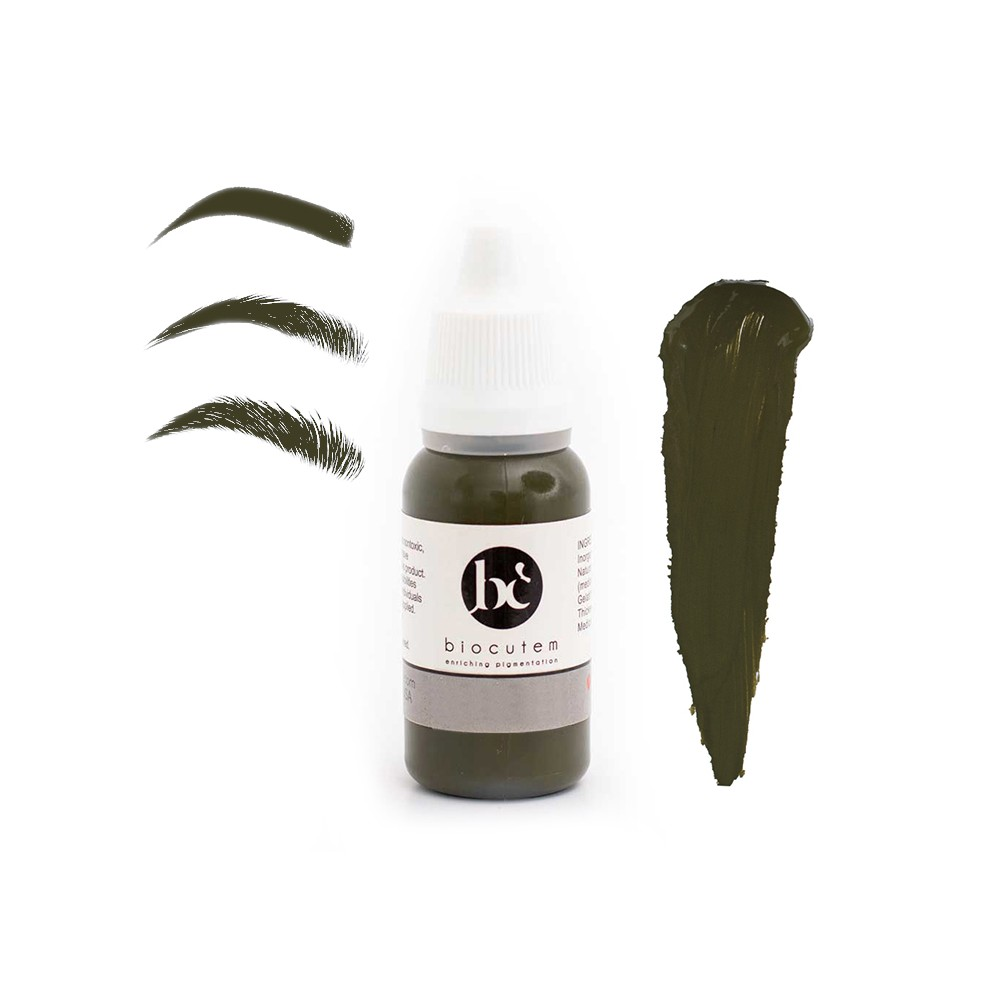 Micro pigment GREEN COFFEE